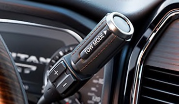 2021 Nissan Titan Tow-Haul Mode