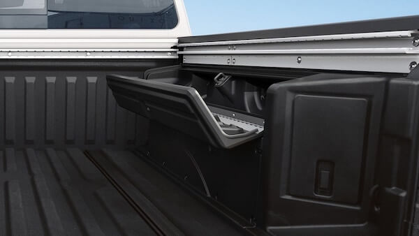 2021 Nissan Titan Truck Bed Boxes