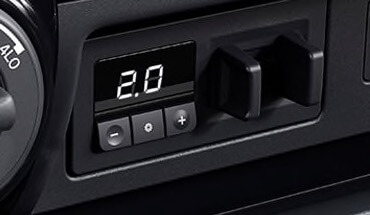2021 Nissan Titan Integrated Trailer Brake Controller