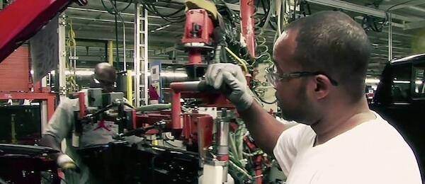 2021 Nissan Titan was assembled in Mississippi