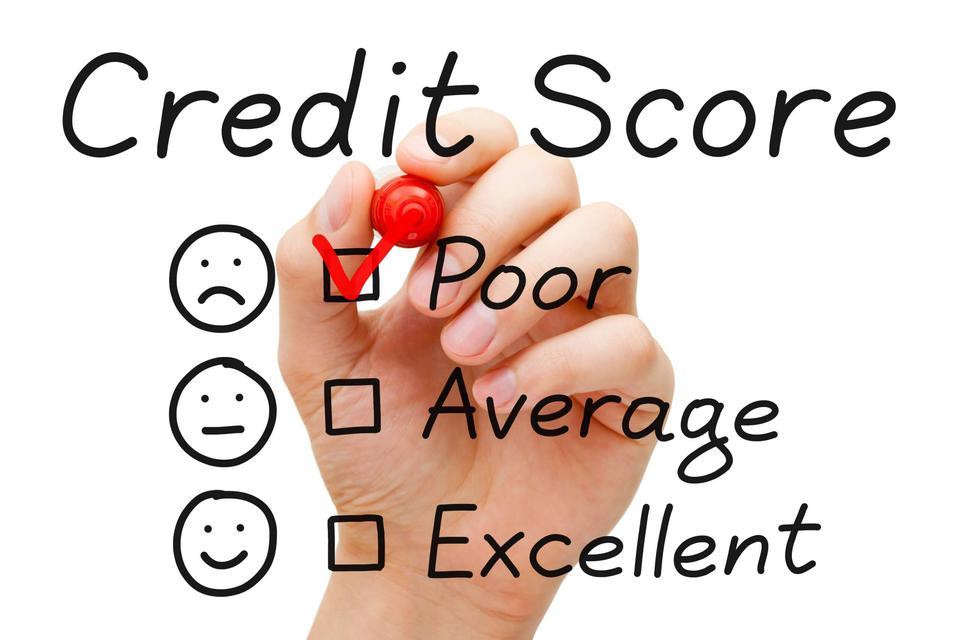bad credit report