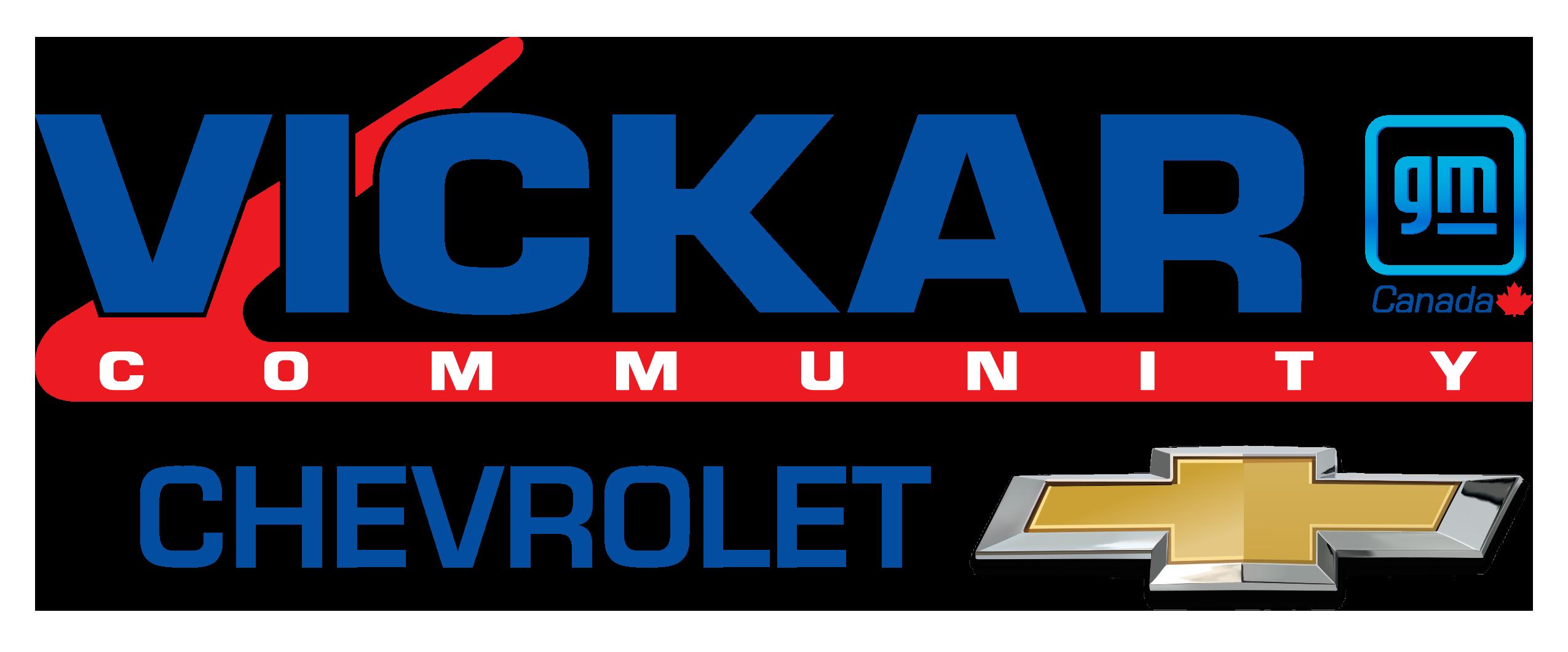 Vickar Chevrolet Logo