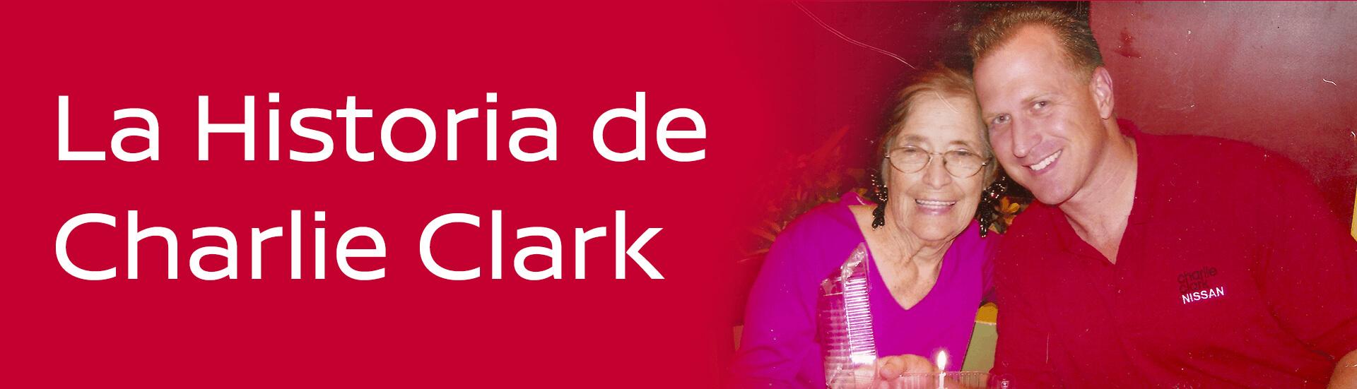 La Historia de Charlie Clark