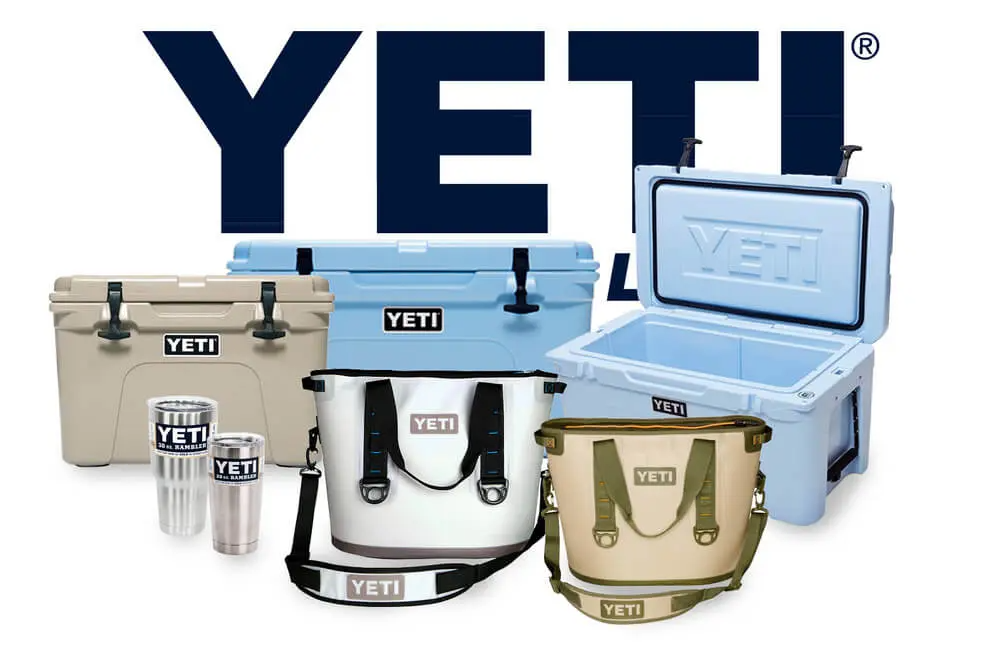 20% Off All Yeti in Stock Items