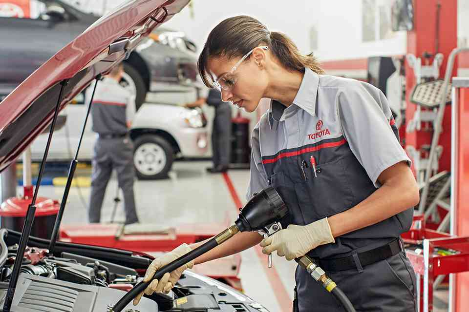 Toyota Oil Changes
