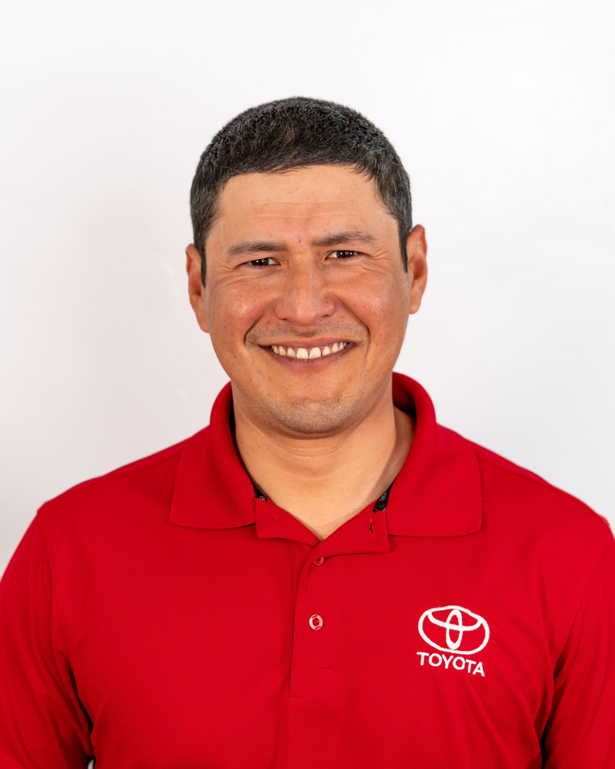 Marco Palacios