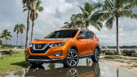 2018 Nissan Rogue available at Rock Hill Nissan