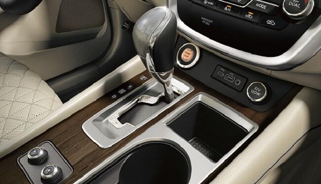 Nissan Murano Interior | McPhillips Nissan