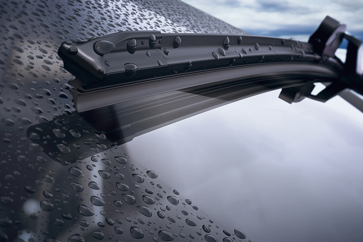 FOR THE CLEAR ROADS AHEAD: WIPER BLADES
