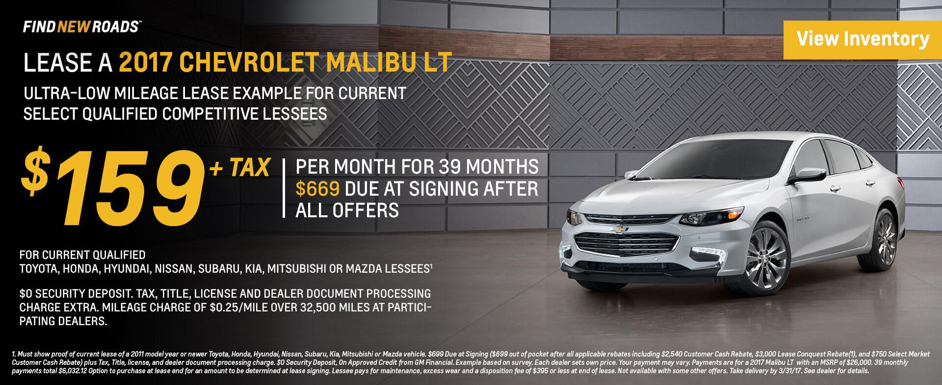 Malibu HP