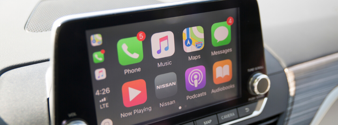Access Your Favorite Apps From Your Nissan With Apple Carplay And Android Auto Charlie Clark Brownsville