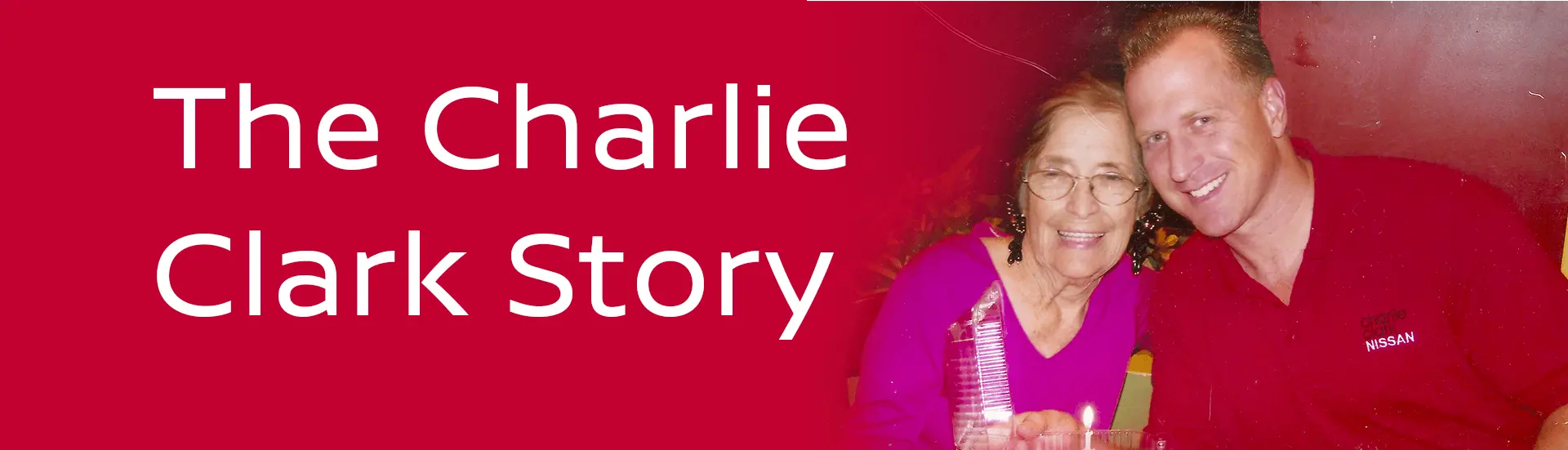 The Charlie Clark Story