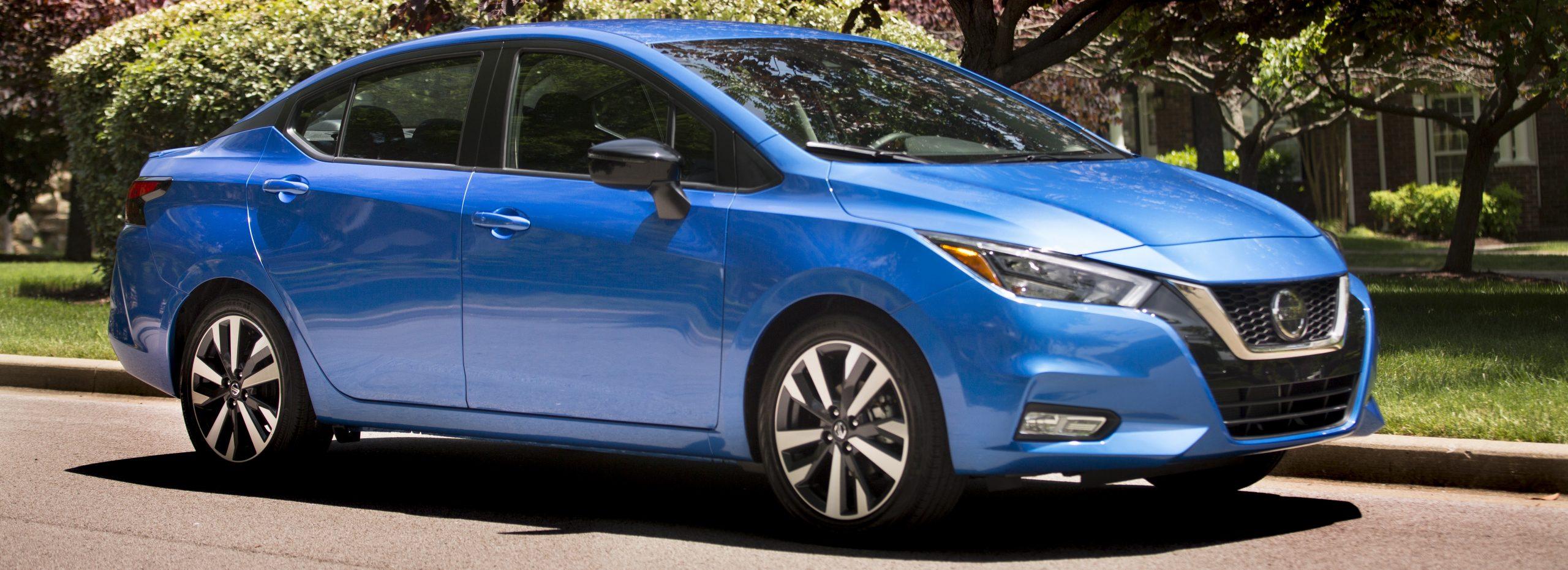 Nissan Versa Brownsville