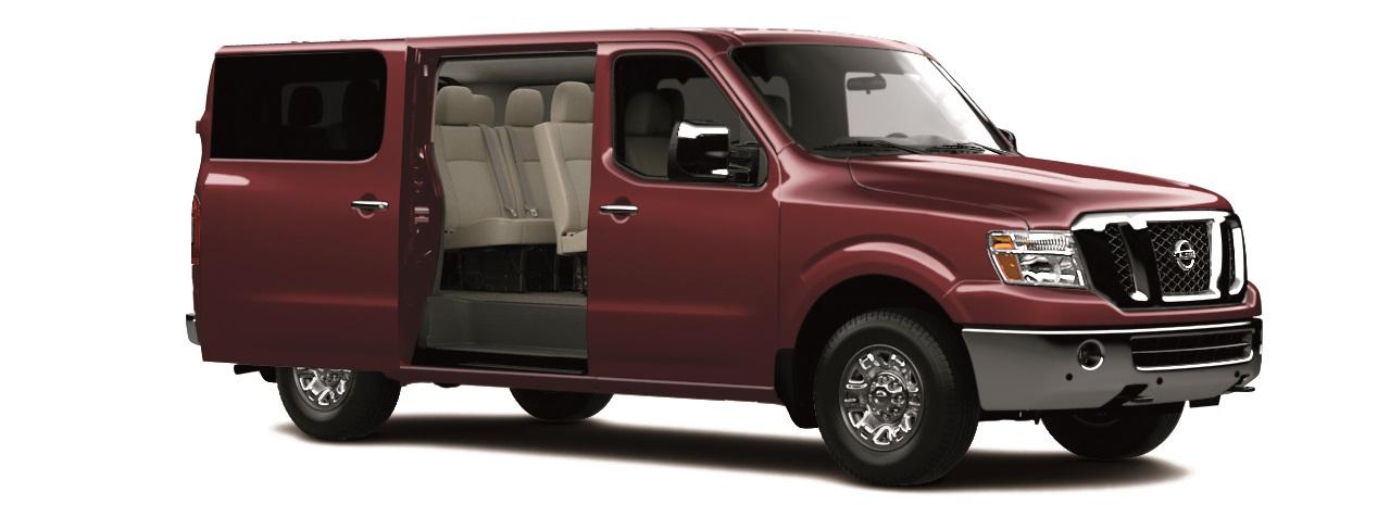 Nissan NV Van Brownsville