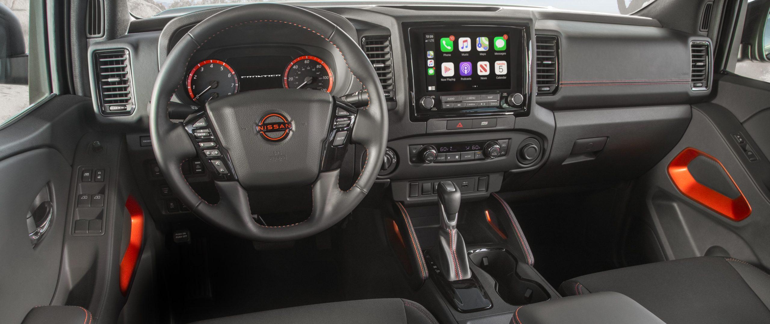Nissan Frontier Brownsville