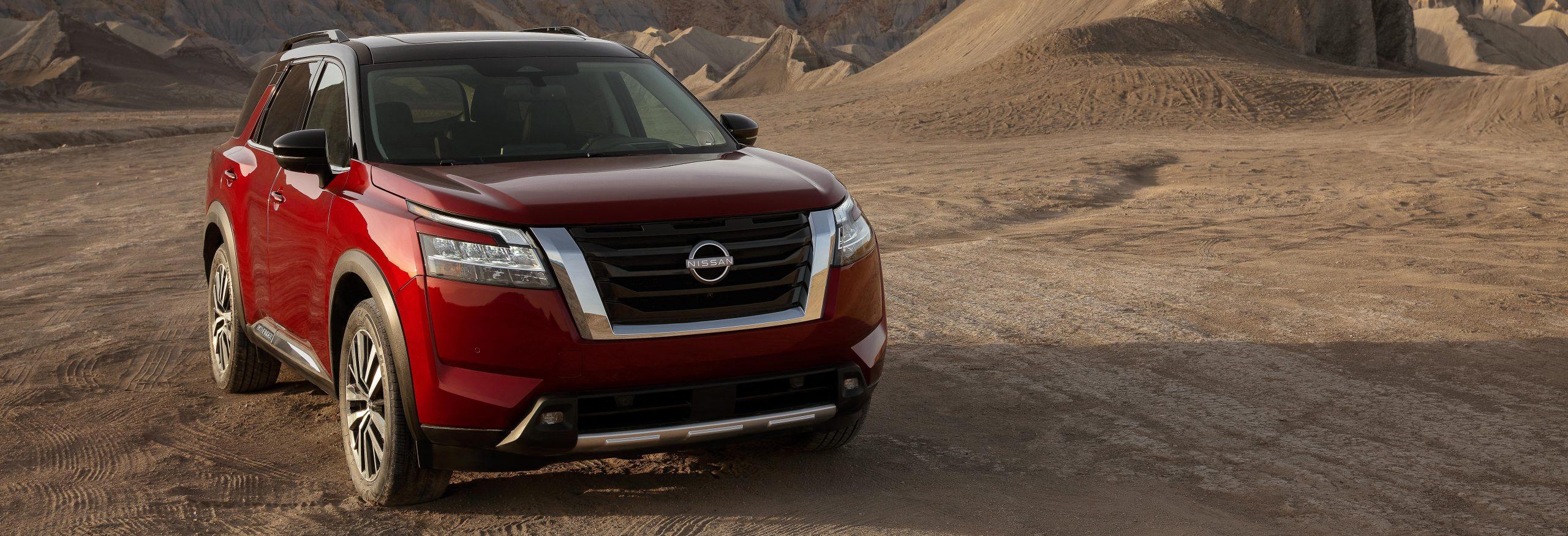 Nissan Pathfinder brownsville
