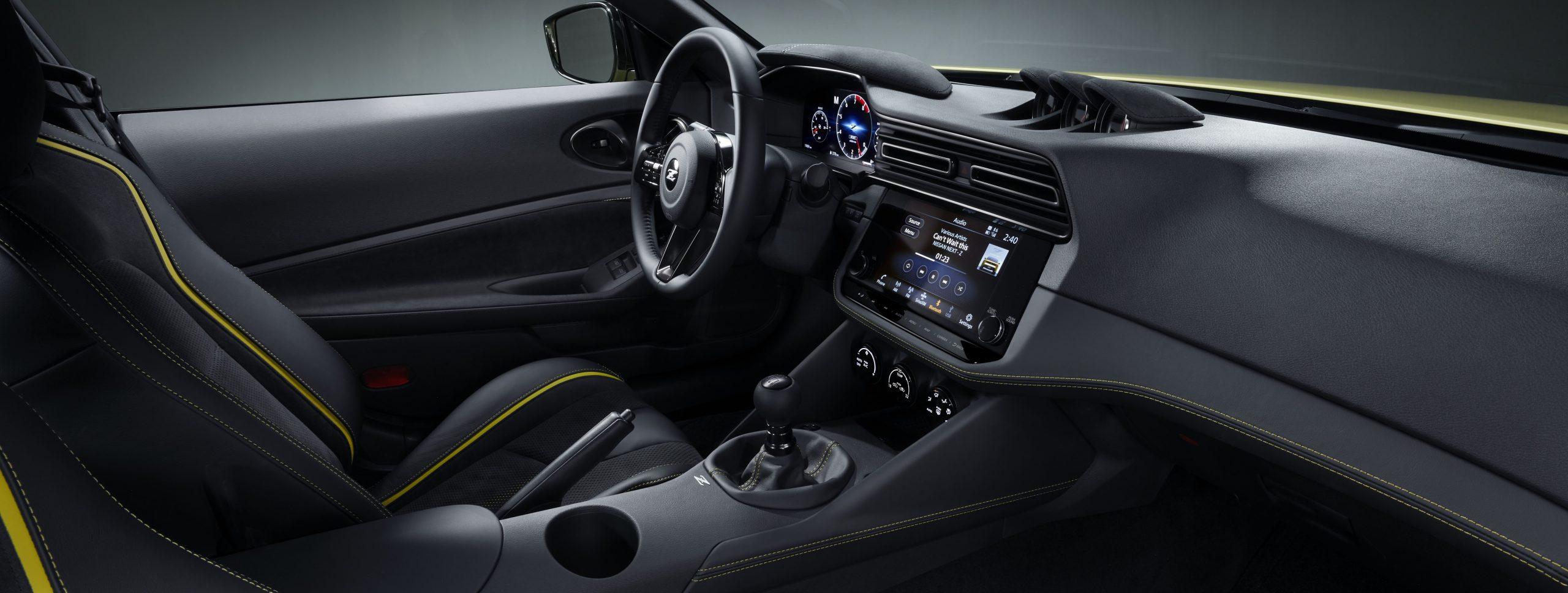 Nissan Z Sportscar