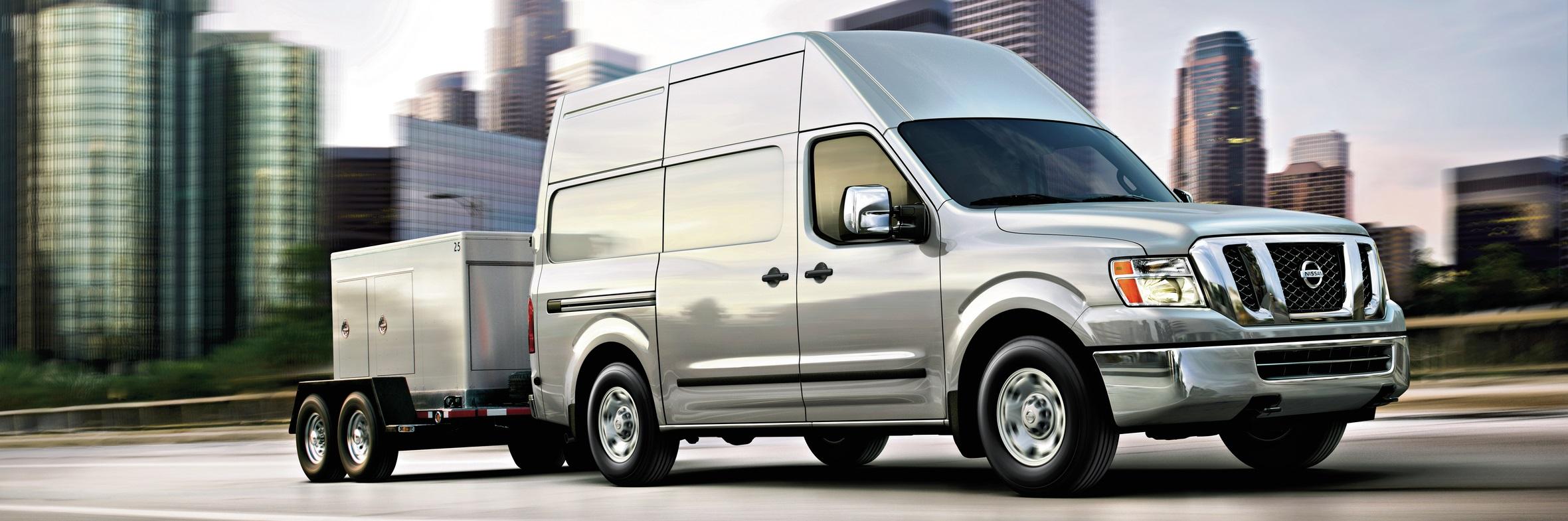 Nissan VN Van