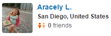 San Diego, CA Yelp Review
