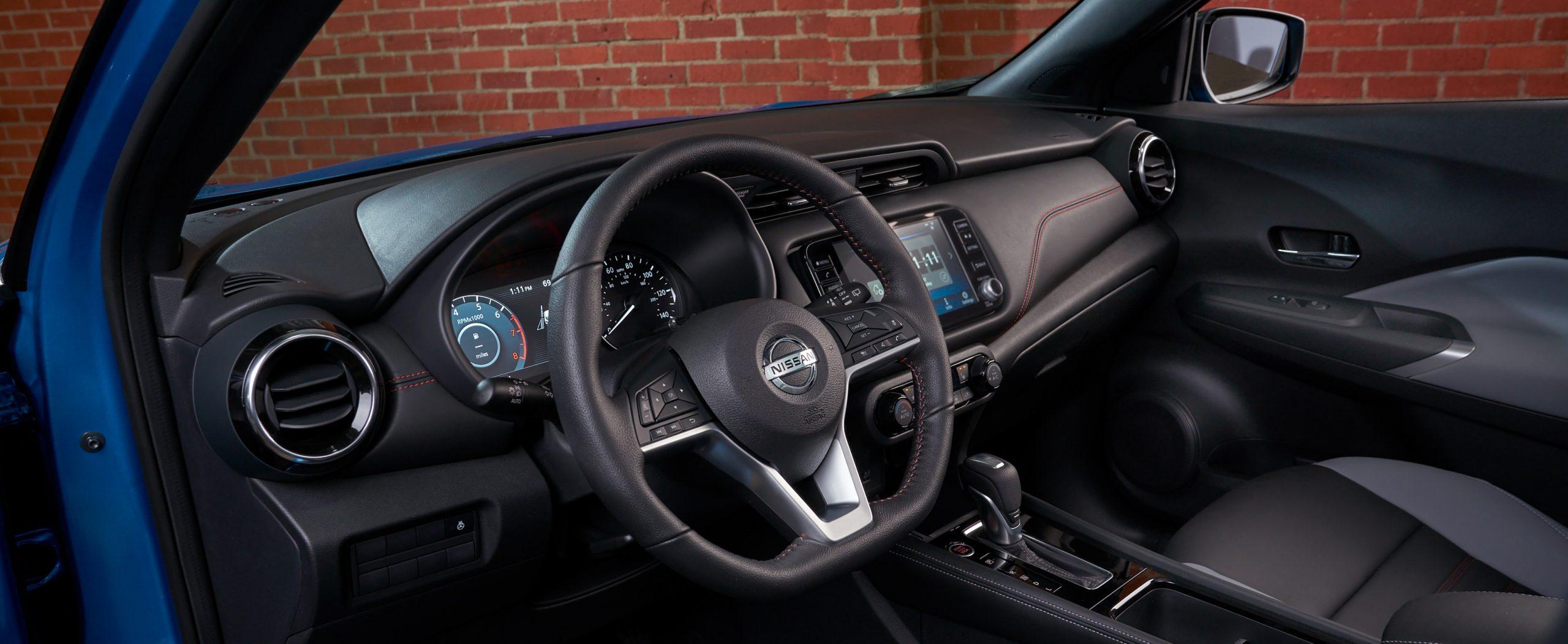Nissan Kicks Interior Harlingen