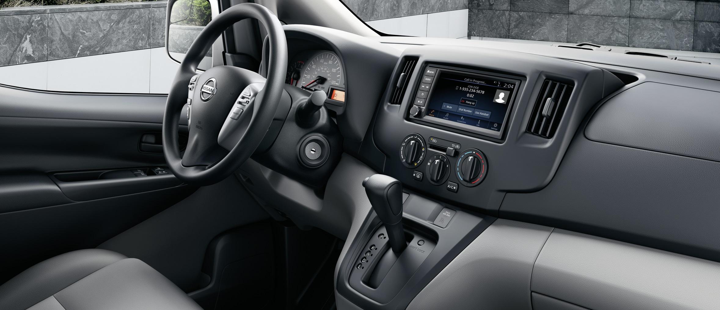 Nissan NV200 Interior Harlingen