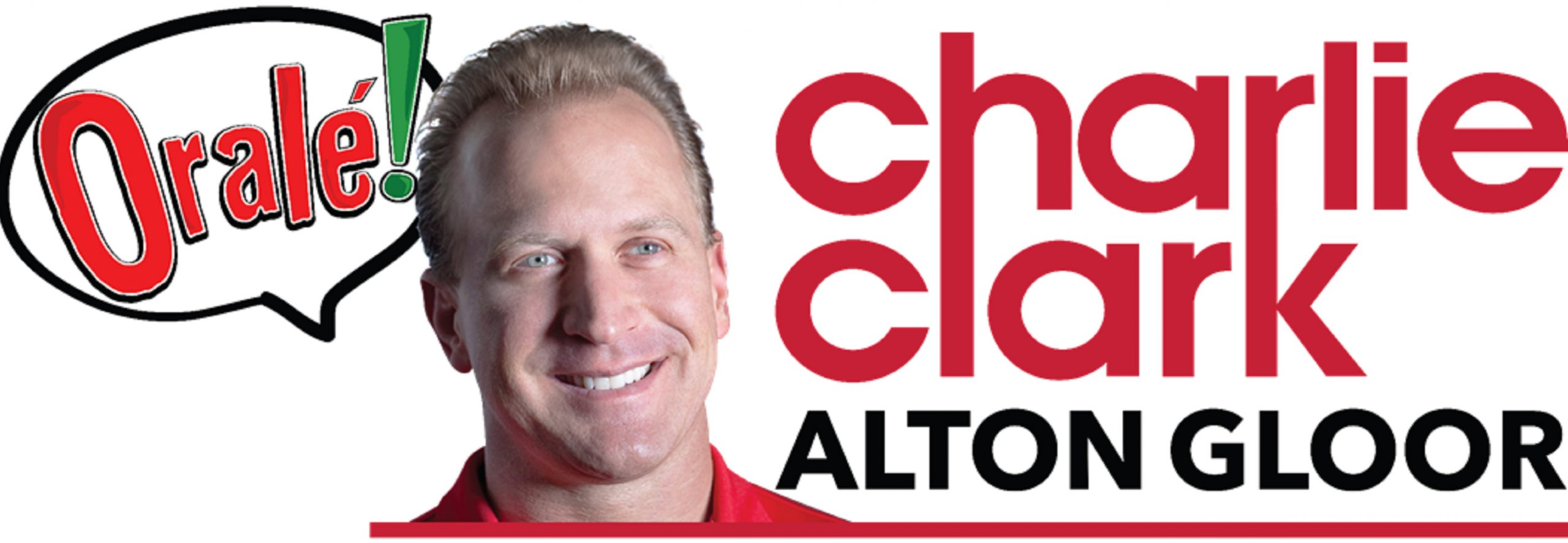 Charlie Clark Alton Gloor
