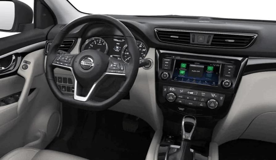 2019 Nissan NV Cargo interior