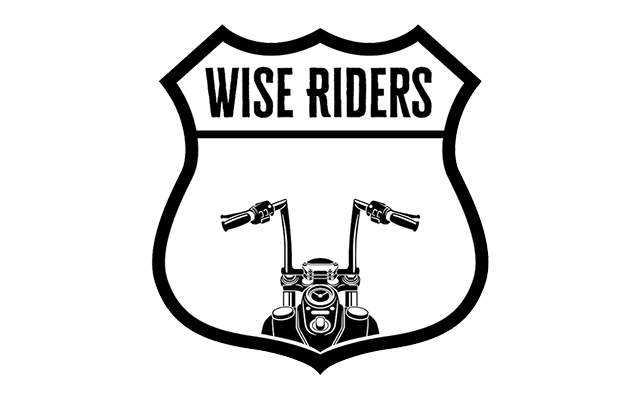 Harley Davidson Wise Riders Logo