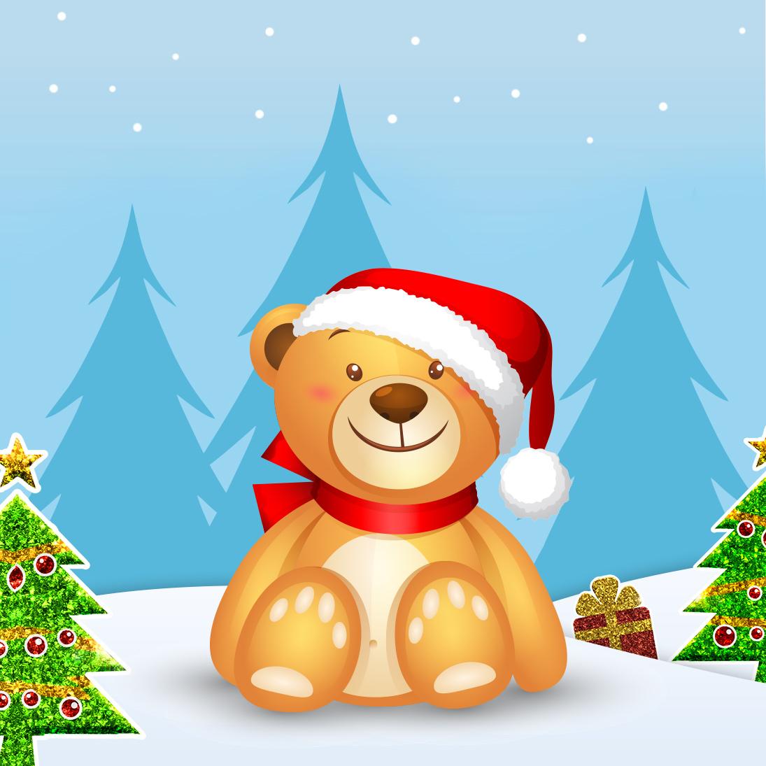 30' Adorable Teddy Bear