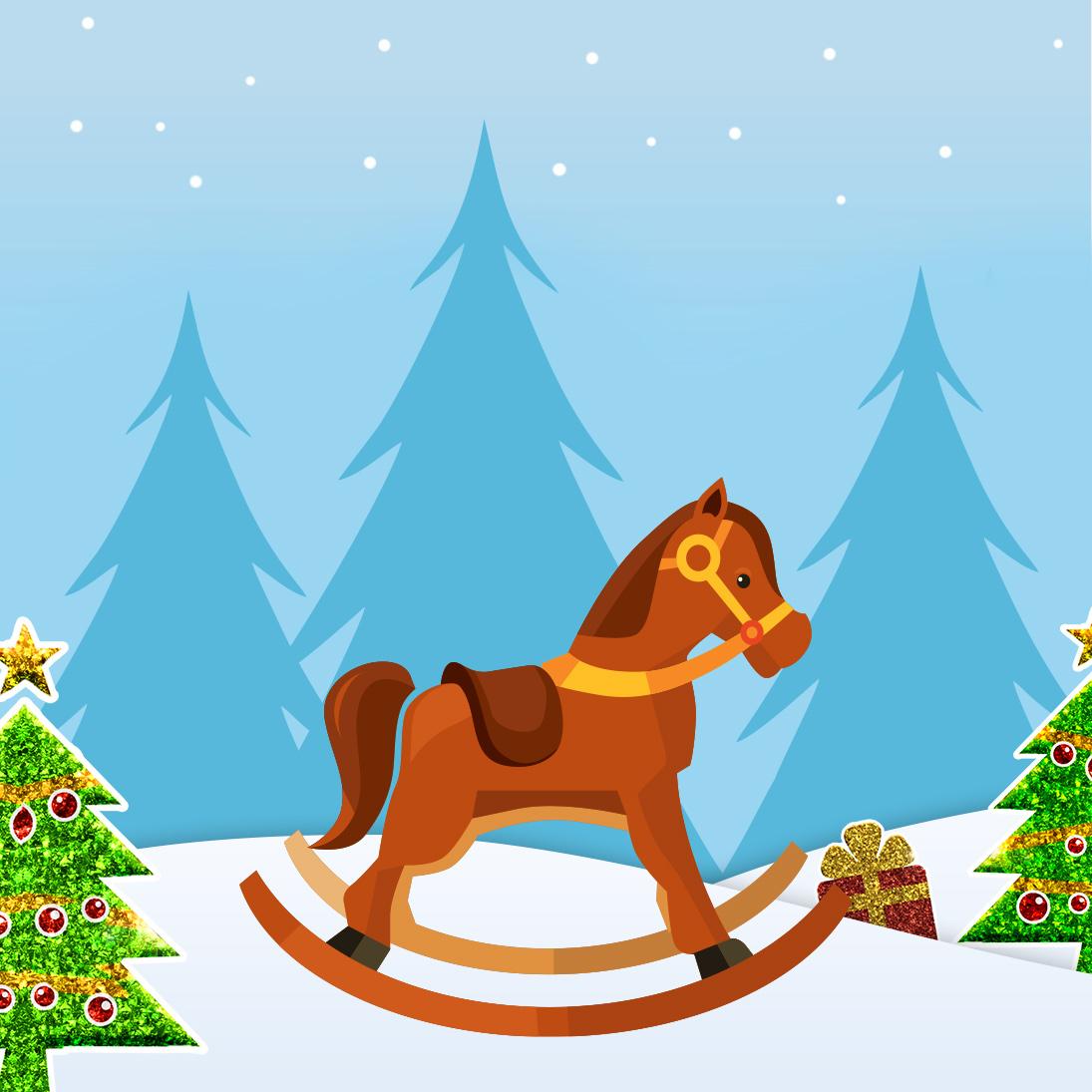 Santa's Rocking Horse