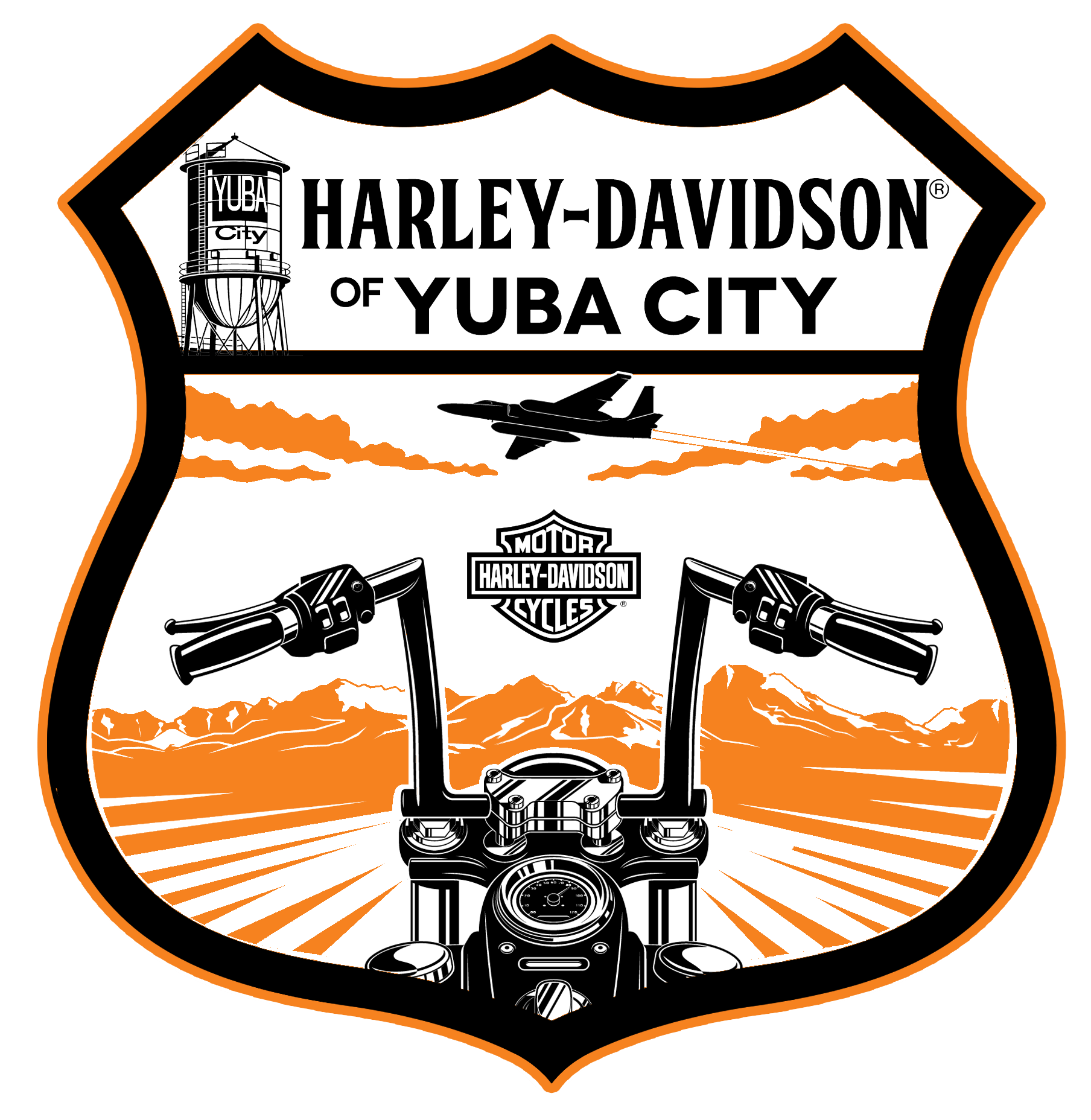 H-D OF YUBA CITY®