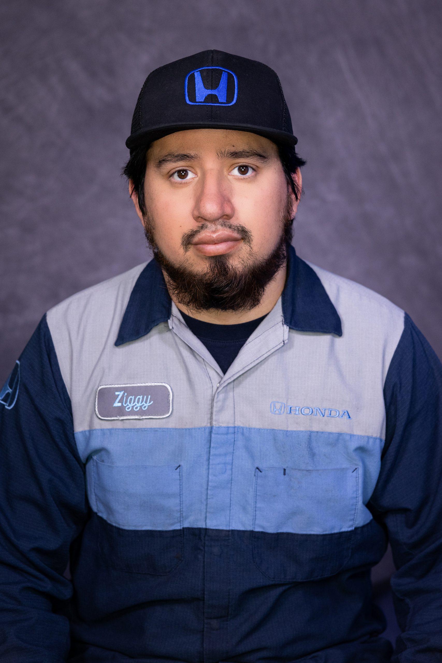 Ziggy Hernandez