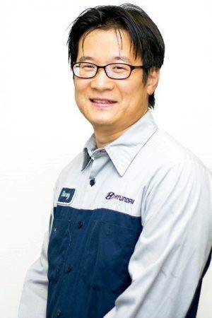 Harry Seong