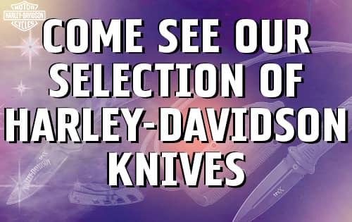 Harley Knives