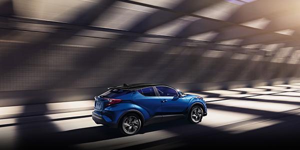 2020 Toyota C-HR performance