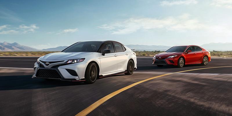 2020 Toyota Camry Hybrid performance
