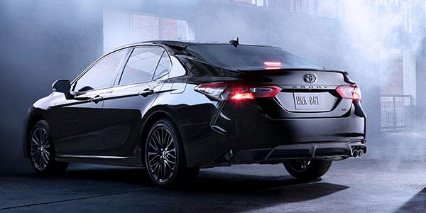 2020 Toyota Camry technology