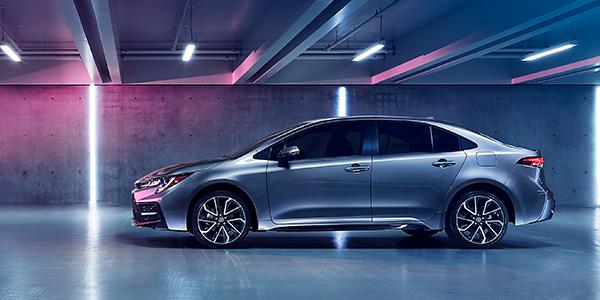 2020 Toyota Corolla Hybrid technology