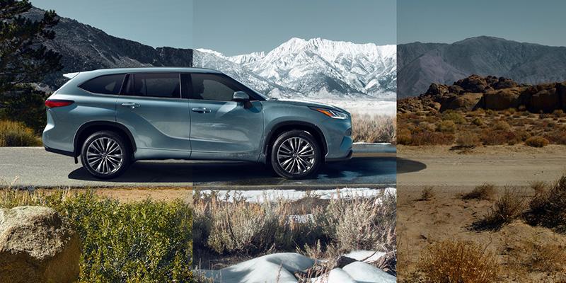 2020 Toyota Highlander Hybrid technology