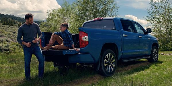 2020 Toyota Tundra performance