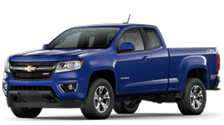 Santa Paula Chevrolet COLORADO