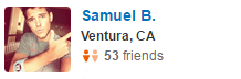 Brandeis, CA Yelp Review