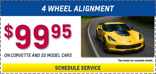 4W Align Corvette