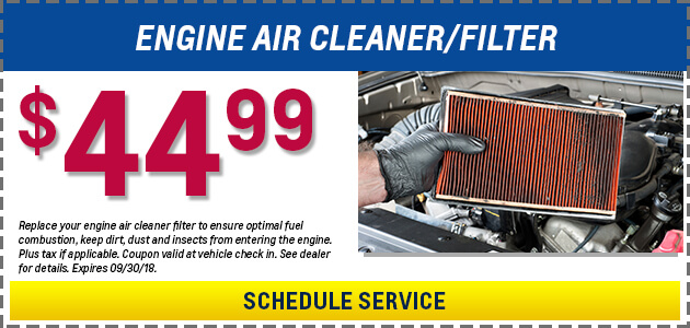 Engine Air Cleaner/Filter - $44.99