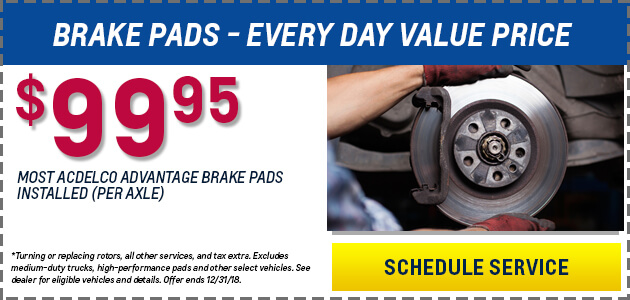 Every Day Value Brake Pads