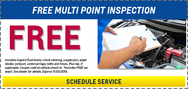 Multi Point Inspection