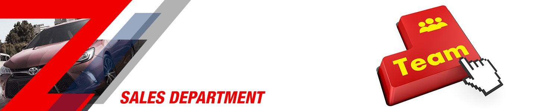 Gosh Toyota Promotion banner