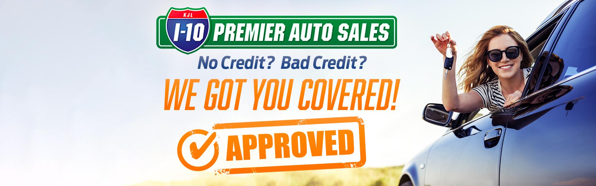 Finance Your Car banner