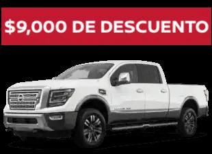 2020 Nissan TITAN SV