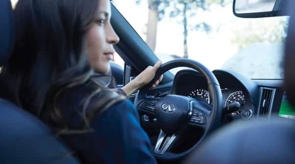 INFINITI InTouch Features